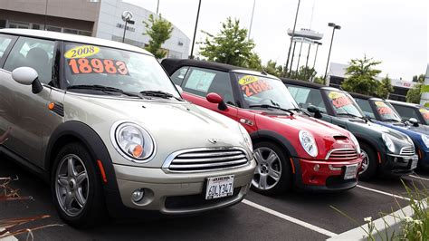 Used Car Prices Hit A Record High — But That's Good News
