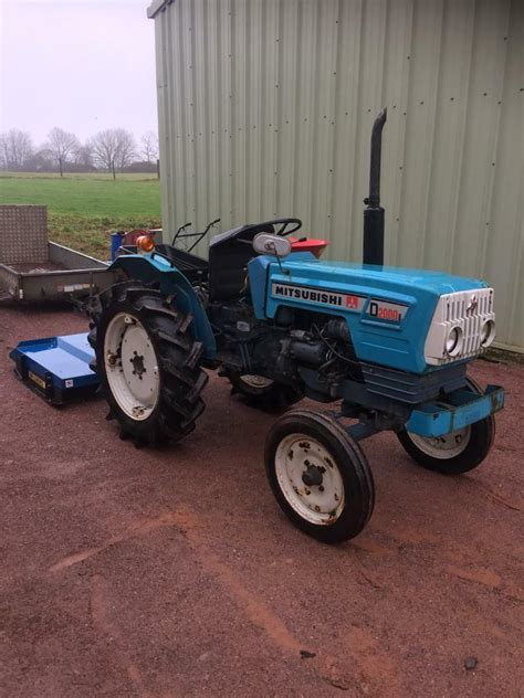 Mitsubishi Compact Tractor by Mitsubishi D2000 Ii Compact Tractor In Monmouth