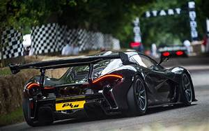 McLaren P1 LM Sets Sights On Production Lap Record At