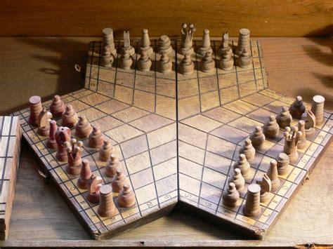 Card games to play with 3 people. Three-player chess | Wiki | Everipedia