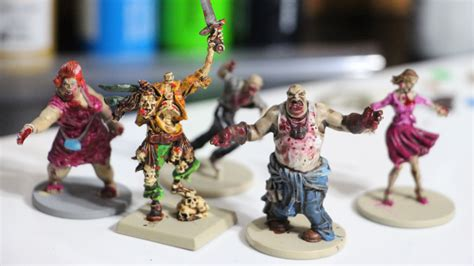Fjord Yuan Ti by Bring Undead Minis To Life 3 Painting Tips For Zombies