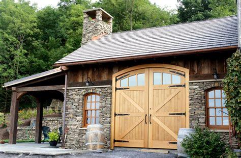 timber frame barn doors  energy works