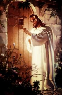 jesus knocking at the door knowing jesus the now word