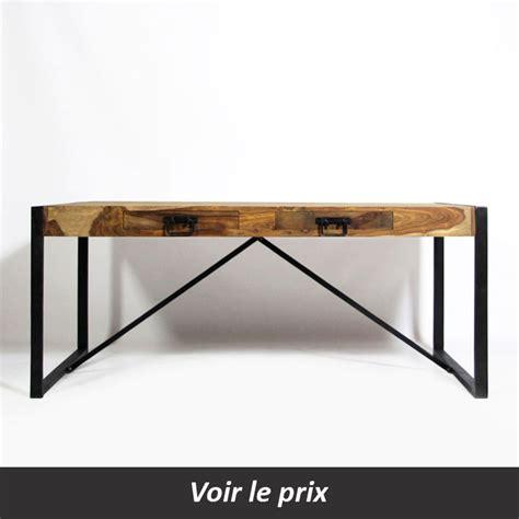 table plateau bois pied m 233 tal quel mod 232 le choisir