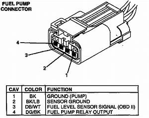 Dodge Ram 1500 Fuel Pump Wiring