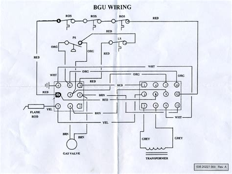 honeywell fan limit switch wiring diagram fuse box and