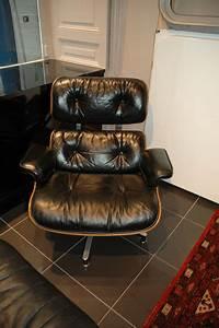 Fauteuil Charles Eames : fauteuil charles eames et herman miller ~ Melissatoandfro.com Idées de Décoration