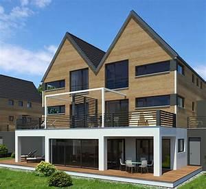 Pläne Für Häuser : patiohaus mehrfamilienhaus von baufritz ~ Lizthompson.info Haus und Dekorationen