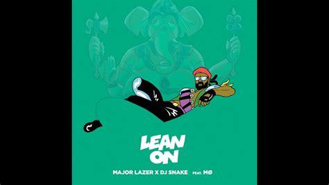 Major Lazer & Dj Snake- Lean On(feat. MØ)(dj 9dab Remix