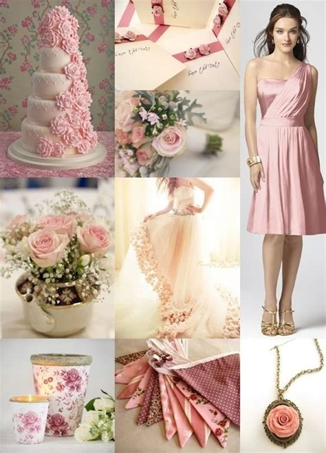 pink rose wedding theme pictures   images