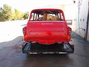 1954 Chevrolet Station Wagon For Sale