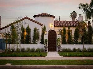 Spanish Style House Makeover Mediterranean Revival Style