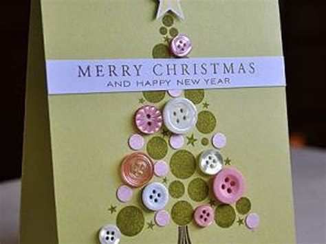 decoration idee carte de noel idees et tutos pour creer des cartes de noel personnalisees la