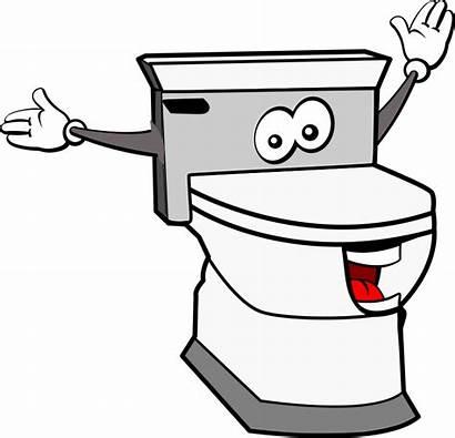 Toilet Clipart Cartoon Kawaii Toilette Transparent Vector