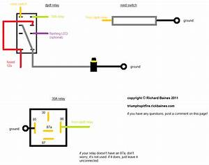 dpdt relay wiring diagram get free image about wiring With gasgas wiring dpdt switch