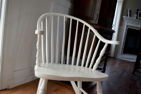 chaise blanche but rocking chair white