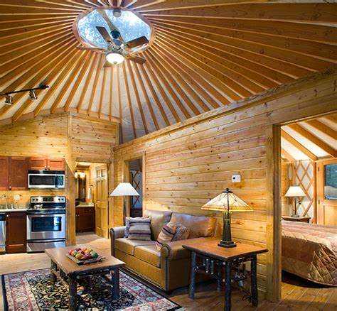 finely crafted yurts structurally technically advanced