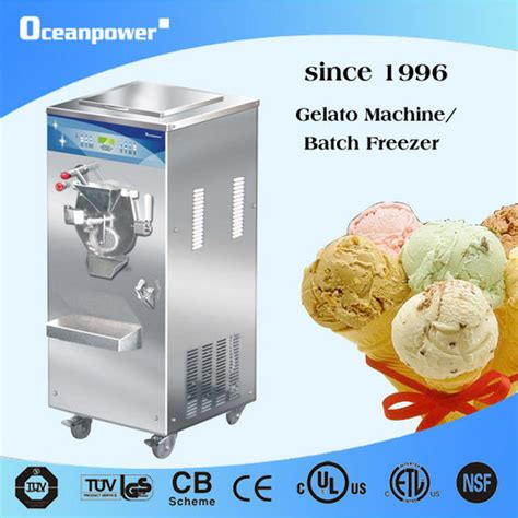 hard ice cream machine ophid product details