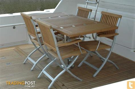 teak line deck chair tl970 for sale in runaway bay qld