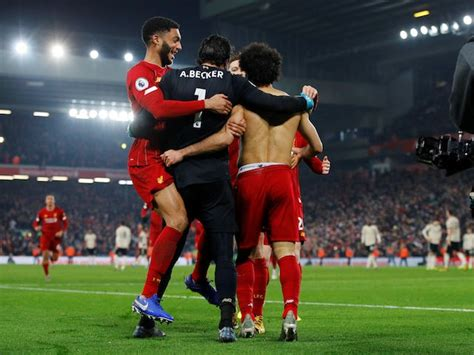 Preview: Liverpool vs. Manchester United - prediction ...
