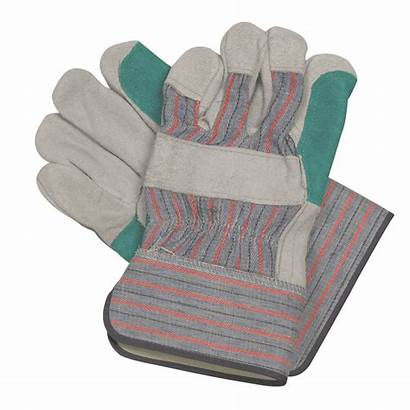 Gloves Leather Palm Split Double Glove Patch