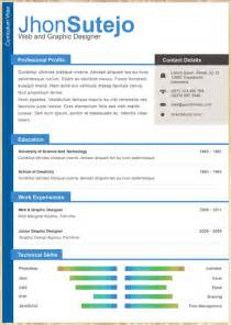 free modern resume templates psd the 10 most amazing resume templates for recent grads