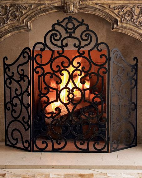 decorative fireplace screens fireplace screen