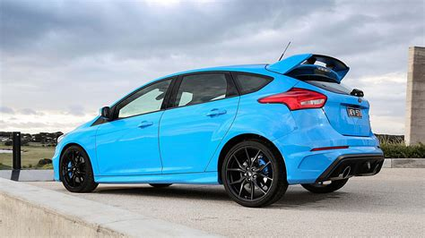 2017 Ford Focus Rs Specs Review And Price