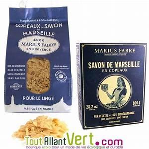 Copeaux Savon De Marseille : copeaux de savon de marseille lessive marius fabre 72 ~ Melissatoandfro.com Idées de Décoration