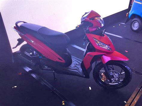 Modification Tvs Dazz by Tvs Motor Company Unveils New Products Tvs Dazz And King