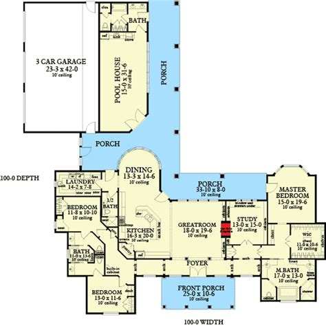 corner house plans plan w62134v ranch french country corner lot house plans home designs culture scribe