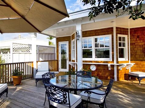 Cape Cod Deck And Outside Dining Area #48277 House