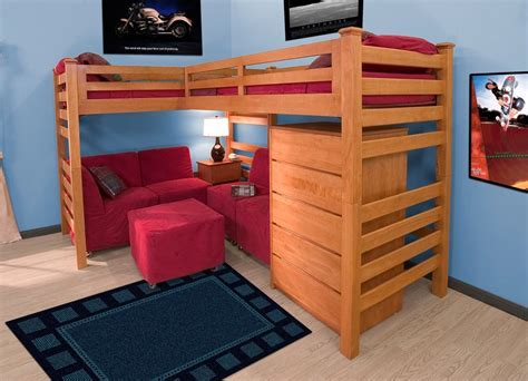 loft and bunk beds wooden : Popular Loft and Bunk Beds