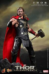 Hot Toys Reveals New Thor: The Dark World Figures - DASH ...