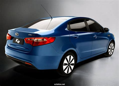 New Kia K2 Car Wallpapers 2012