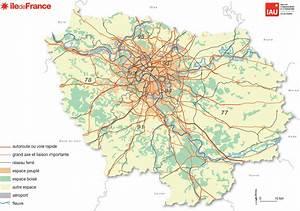 Les Autoroutes En France : carte de l 39 le de france ~ Medecine-chirurgie-esthetiques.com Avis de Voitures