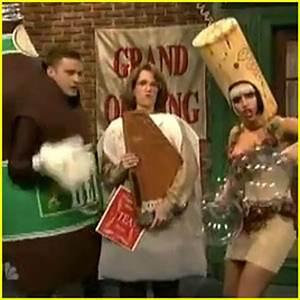 Justin Timberlake Liquorville SNL Sketch With Lady Gaga Justin Timberlake Kristen Wiig