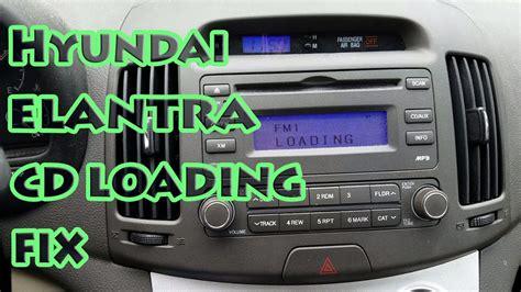 cd player für auto hyundai elantra cd loading fix 2007 2012