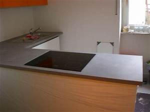 Arbeitsplatte Beton Cire : beton cire selber machen wohn design ~ Michelbontemps.com Haus und Dekorationen