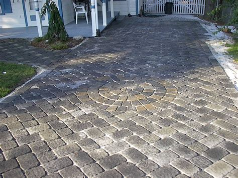 Tile Tech Pavers Los Angeles by Driveway Pavers With Design 2017 2018 Best Cars Reviews