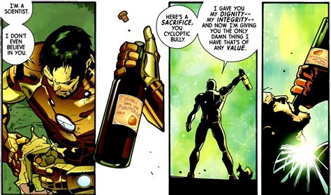 Off My Mind Higher Standards For Superheroes And Alcohol