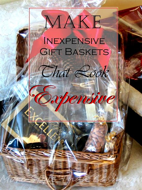 inexpensive gift baskets   expensive