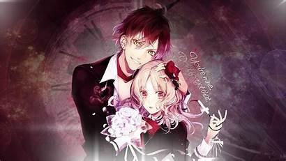 Diabolik Lovers Ayato Yui Anime Sakamaki Komori