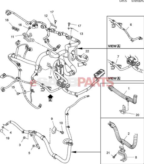 Saab Fuel Diagram by 2003 Saab 9 5 Engine Diagram Wiring Library