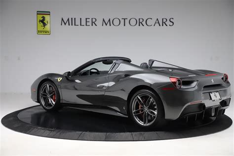 We had discussed the supercars a lot of times. Pre-Owned 2018 Ferrari 488 Spider For Sale () | Miller Motorcars Stock #4627