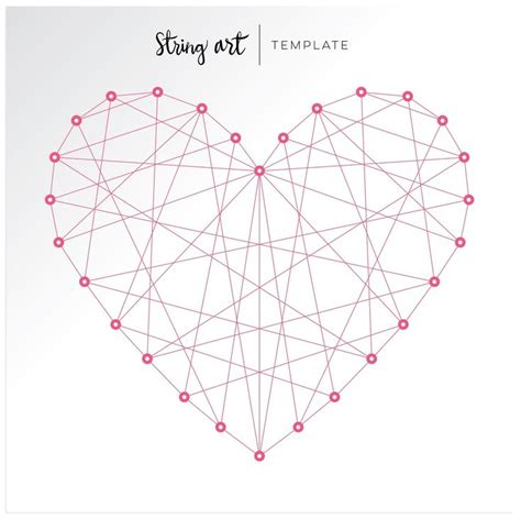 printable string art 25 best ideas about string templates on string patterns templates and