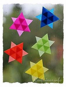 Free Christmas Craft Projects Paper Crafts Mini Stars
