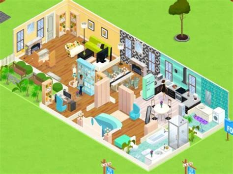 Home Interior Games : Virtual Worlds For Teens