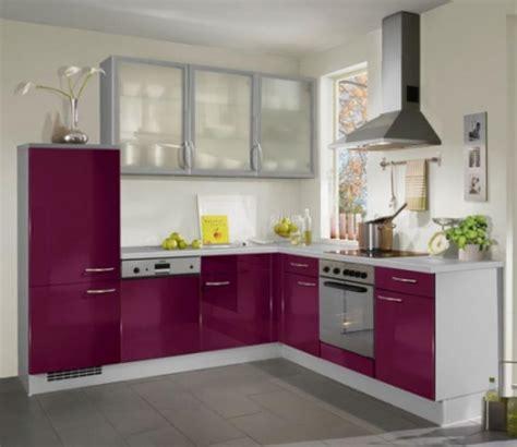 cuisine blanche et aubergine gamme privilège catalogue de cuisines discount
