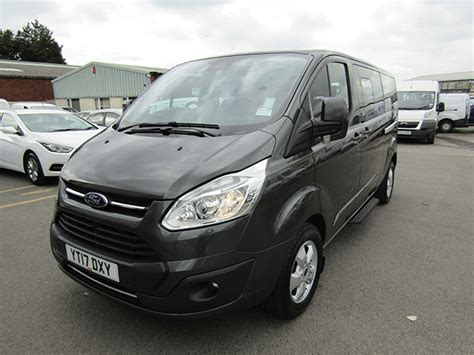 Ford Custom Tourneo 9 Seater Mpv